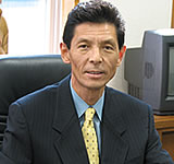 President Tsuyomi Masuda