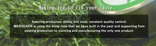 we are tea pro